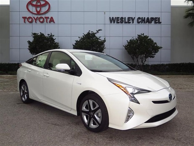 new 2017 toyota prius three touring 5d hatchback in wesley chapel 036695 wesley chapel toyota. Black Bedroom Furniture Sets. Home Design Ideas